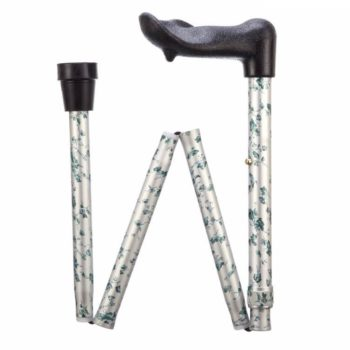 Arthritis Grip Cane - Folding, adjustable
