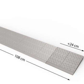 SecuCare Threshold Ramp - Extension Pieces