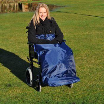 Splash Deluxe Wheelchair Apron
