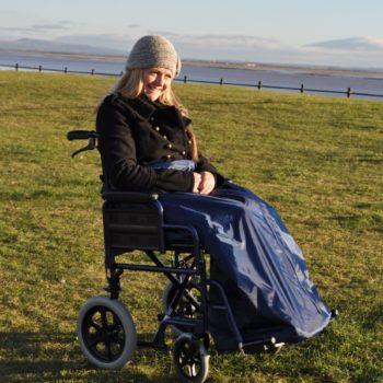 Splash Wheelchair Cosy