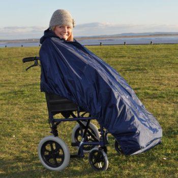 Splash Wheelchair Mac Unsleeved