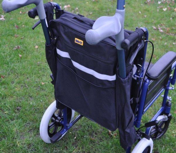 Splash Crutch/Walking Stick Bag
