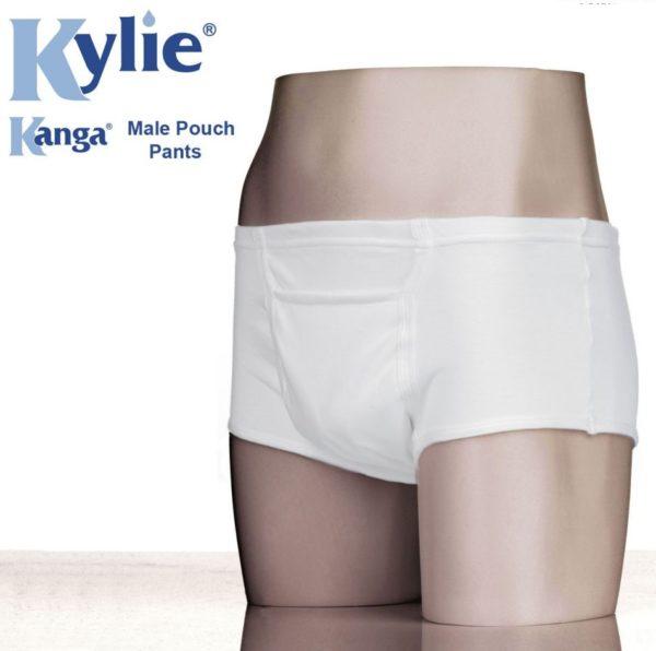 Kanga Male Pouch Pants
