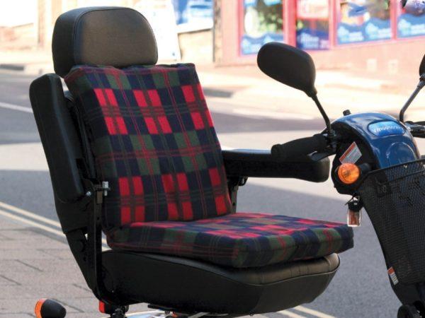 Harley 2-Way Sculptured Support Cushion