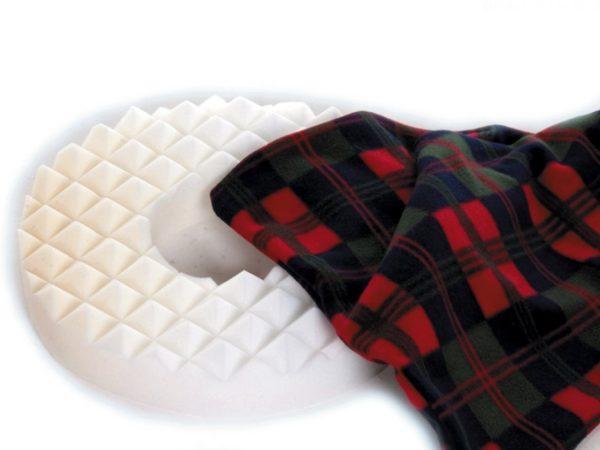 Harley Nodular Ring Cushion