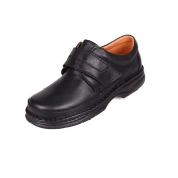 Todd Sandpiper Shoe Black
